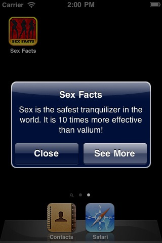 Sex Facts Pro iPhone