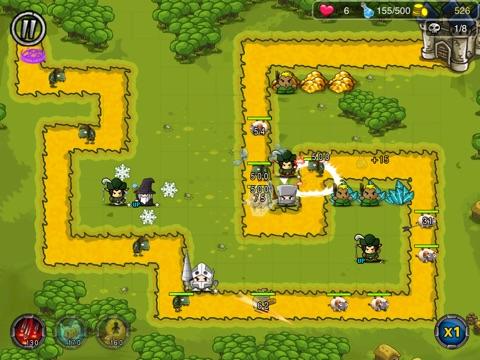 Magic Craft: The Hero of Fantasy Kingdom для iPad