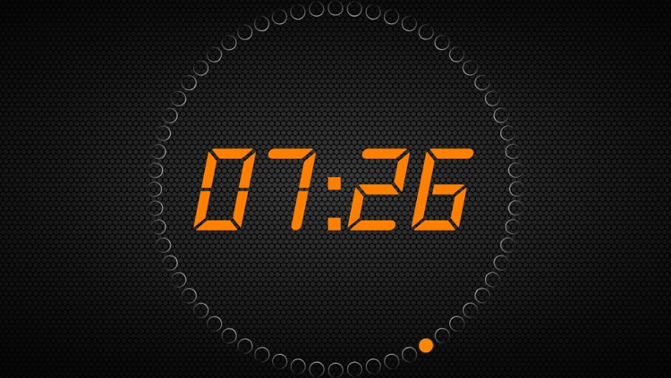 ScreenClockHD screenshot-3