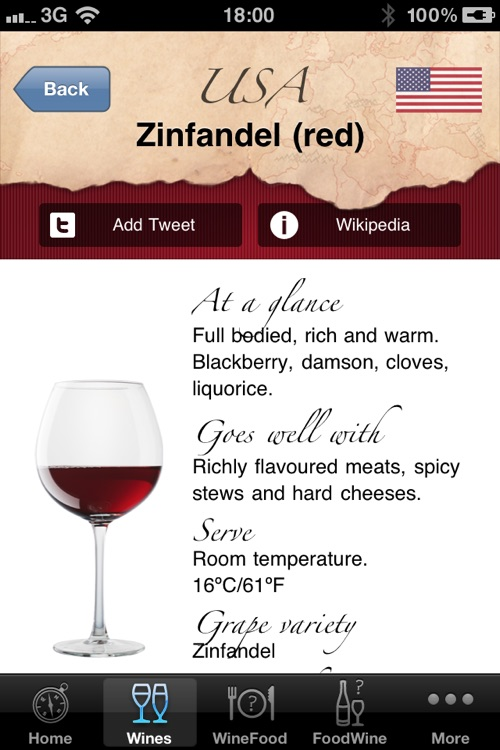 Wine Navigator® Plus screenshot-2