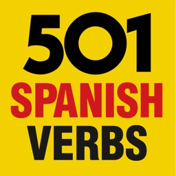 501 Spanish Verbs, 6th ed. for iPad