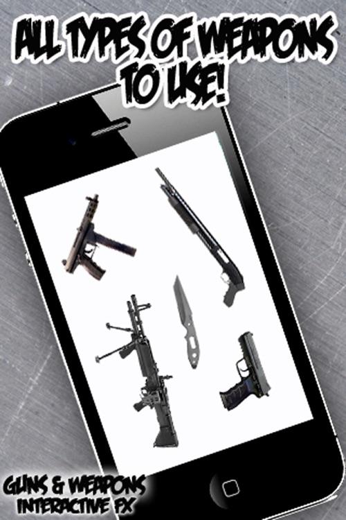 Guns & Weapons Interactive FX