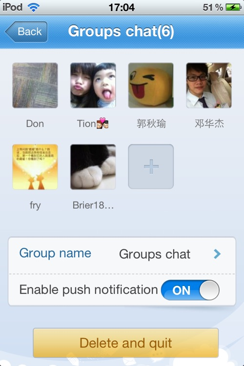 GO Chat screenshot-1