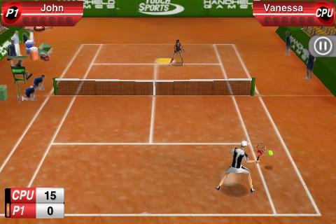 TouchSports™ Tennis