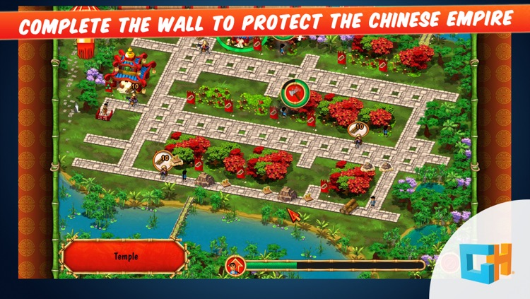Monument Builders - Great Wall of China: A Construction and Resource Management Tycoon Game (Free) screenshot-4