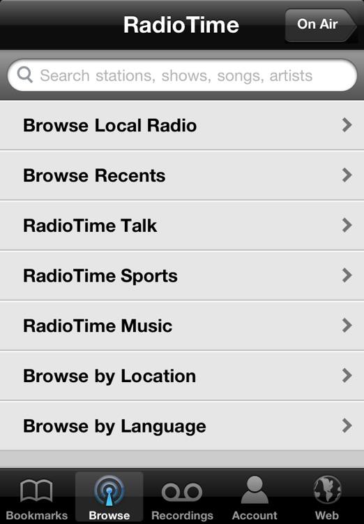iRadio - All radio