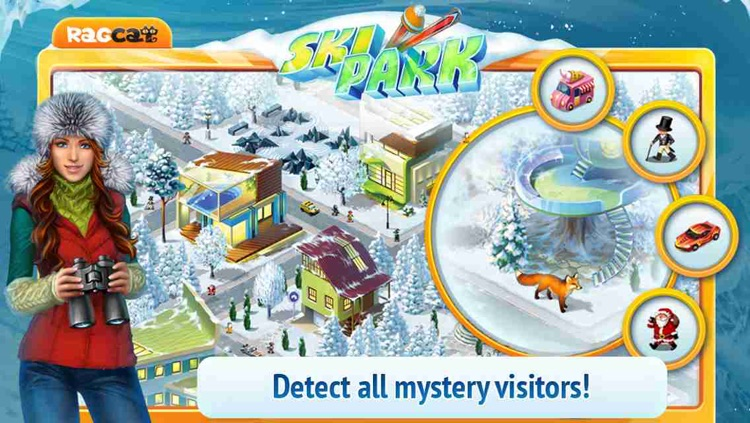 Ski Park: Build Resort and Find Objects! screenshot-4