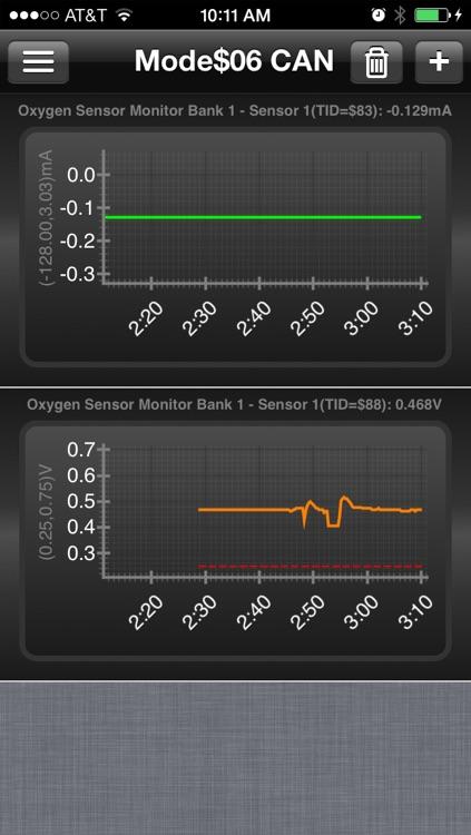 Mode6 OBD Scanner screenshot-3