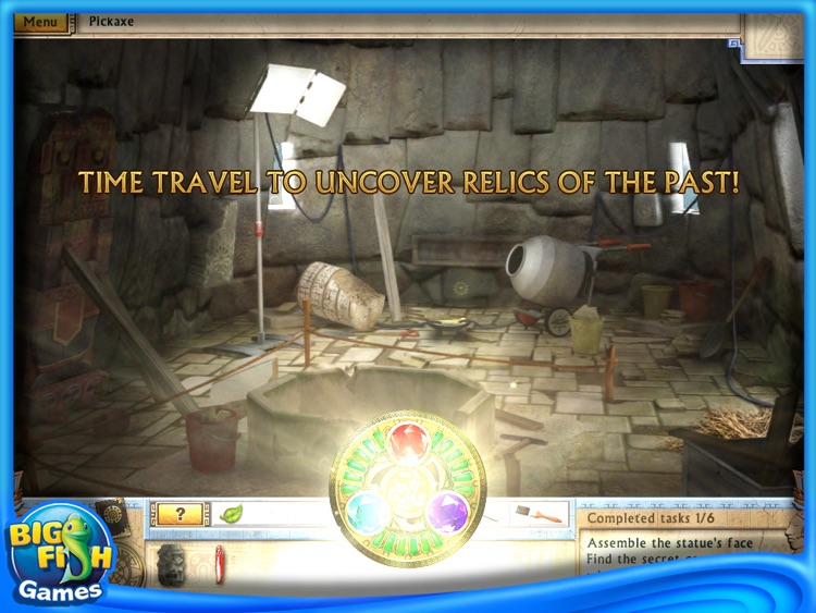 Alabama Smith: Quest of Fate HD screenshot-1