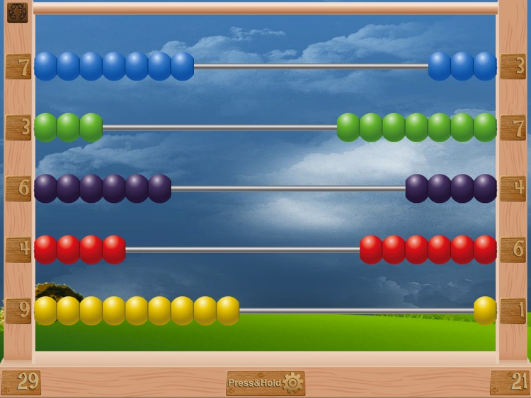 Abacus in Augmented Reality screenshot-2