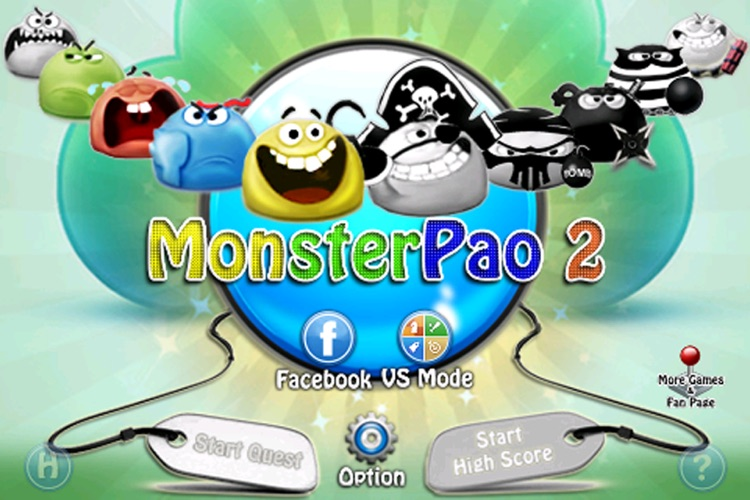 MonsterPao2 Free