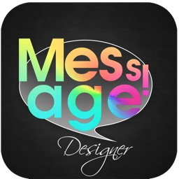 Message Designer - Color Messages for iMessage and MMS + Font/Size/Emoji
