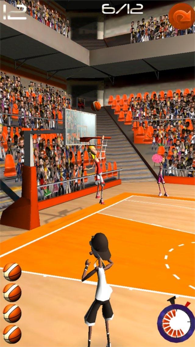 Basketball Shooting Starsのおすすめ画像3