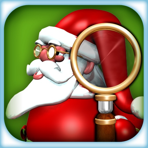 Santa Hidden Numbers