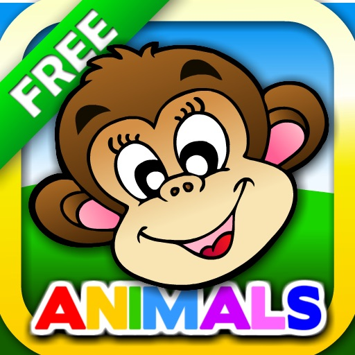 Abby Animals - First Words Preschool Free HD icon