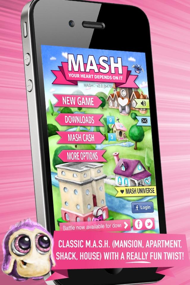 MASH♡ Screenshot