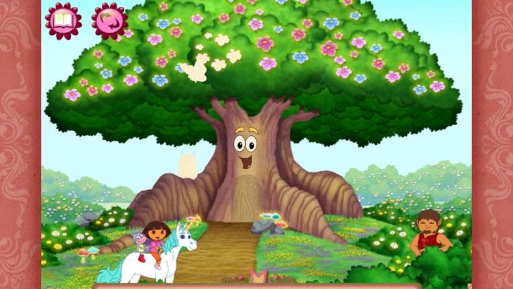 Dora's Enchanted Forest Adventure screenshot-3