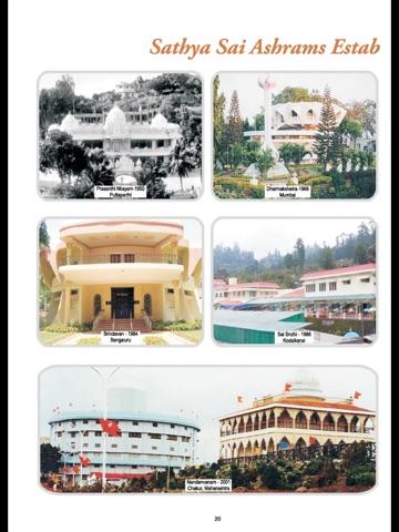 Sathya Sai Baba Divine Grace iPad