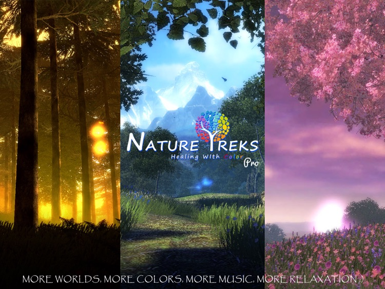 Virtual Nature Treks: Relax