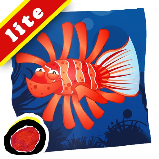 Abby's Aquarium Adventures: Develop your kid's curiosity about the world of sea creatures through this enticing story filled with facts and fun quirks about fish and sea animals; written by Heidi de Maine. (iPad Lite version; by Auryn Apps)
