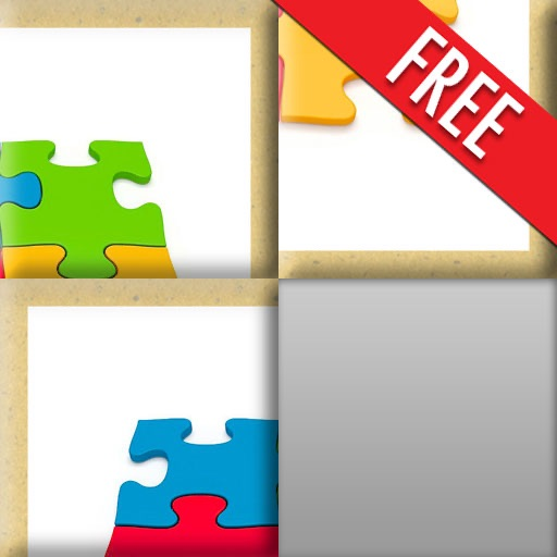 Preschool Games - Little Puzzles Toys icon