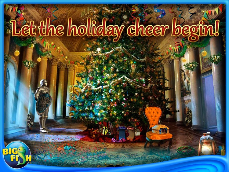 Christmas Stories: Nutcracker Collector's Edition HD screenshot-1
