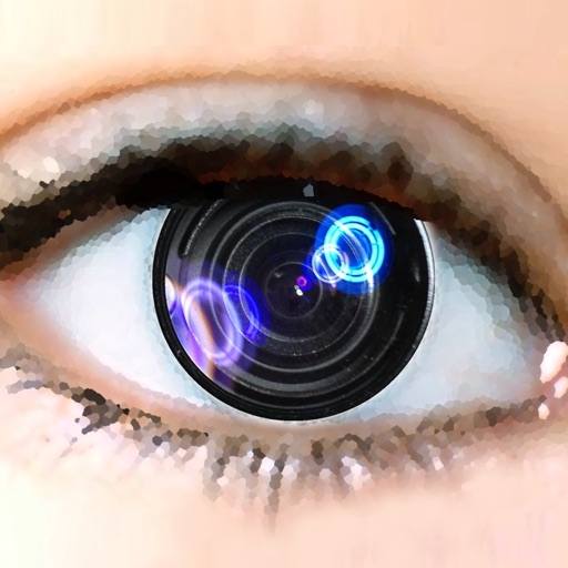 Stereogram Camera icon