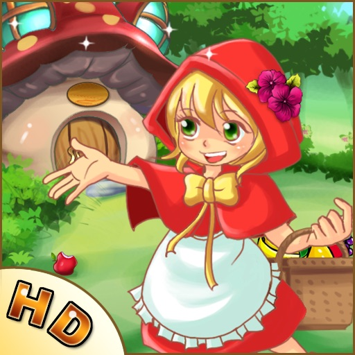 Hidden Objects: Grimms Fairy Tales