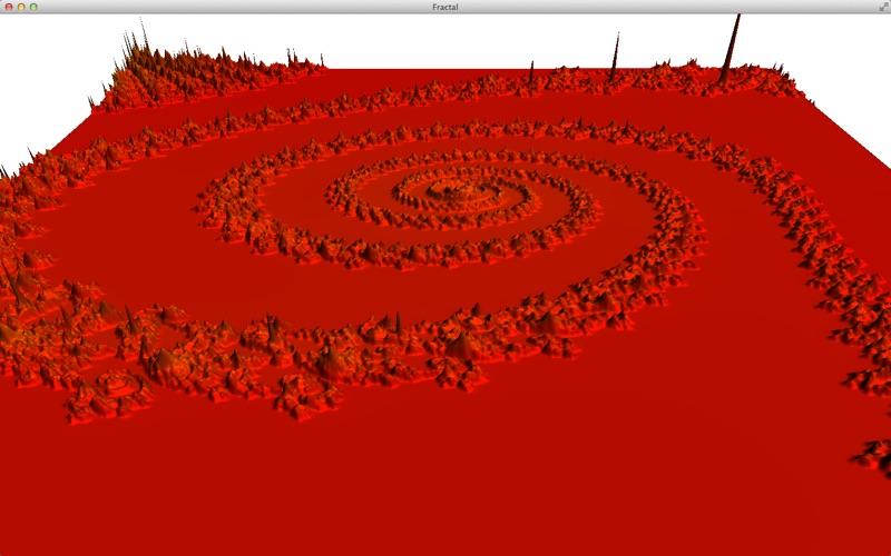 Fractal 3D Screenshot