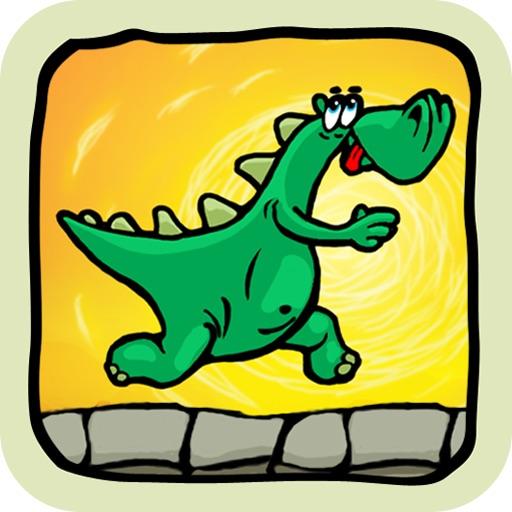 Running Dino