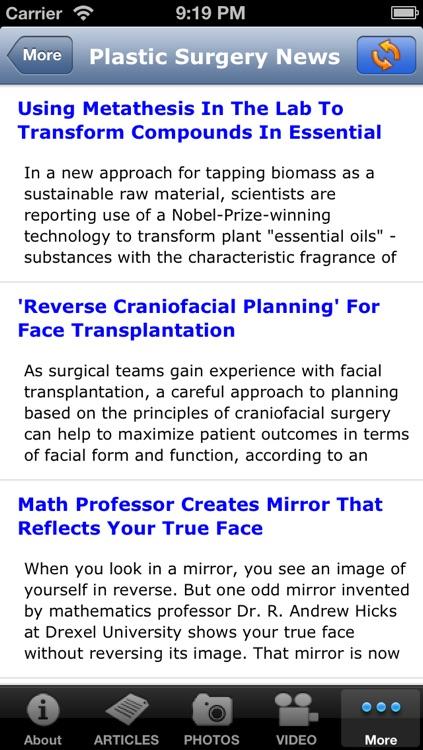 Kapositas Plastic Surgery Reference