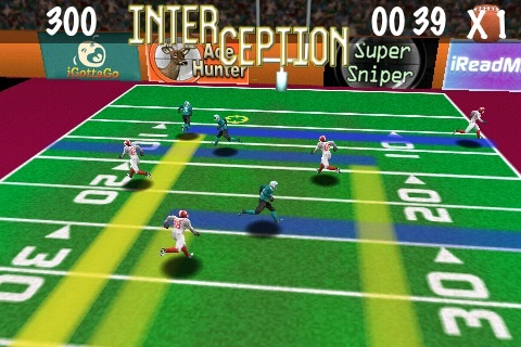 Blitz Football Pro FREE screenshot-3