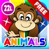 First Words School Adventure: Animals • Early Reading - Spelling, Letters and Alphabet Learning Game for Kids (Toddlers, Preschool and Kindergarten) by Abby Monkey® Lite - iPadアプリ