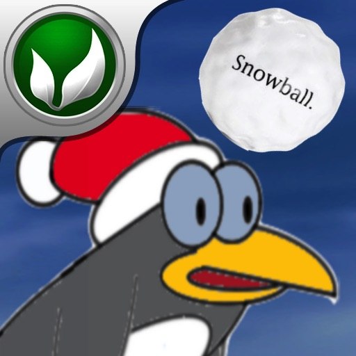Amazing Skiing Bird: Christmas Special Game icon