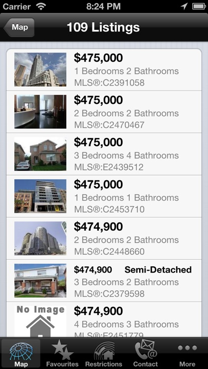 Adam Brown Toronto Real Estate App