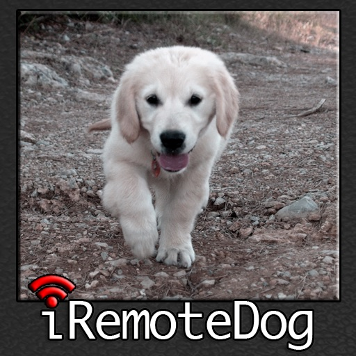 iRemoteDog - Control your dog with your iphone