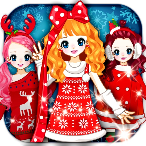 Princess Dressup-Christmas