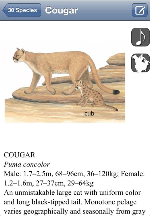 Mammals of North America LITE