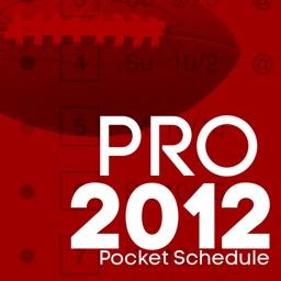 Pro 2012 Pocket Schedule