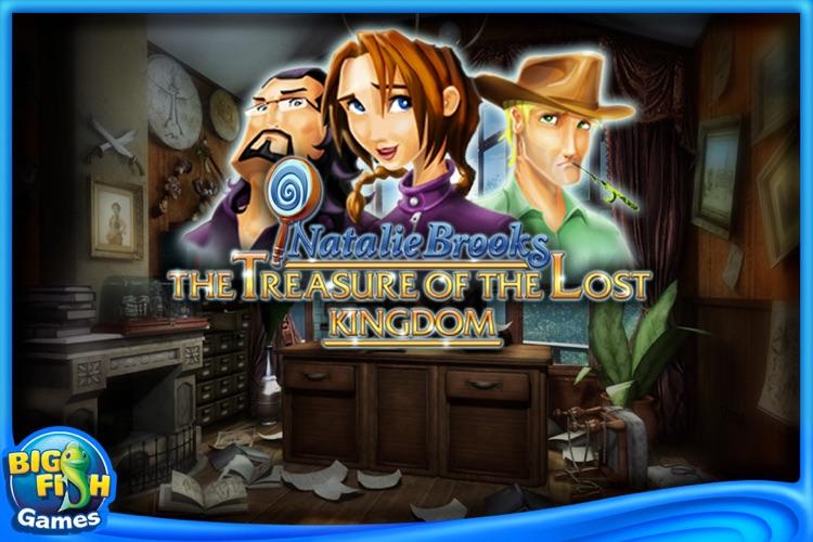 Natalie Brooks - The Treasures of the Lost Kingdom (Full)