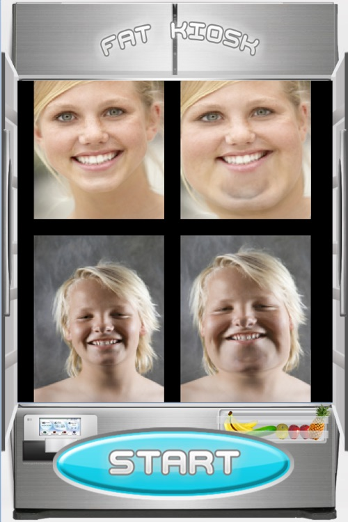 Fat Photo Kiosk © HD Lite