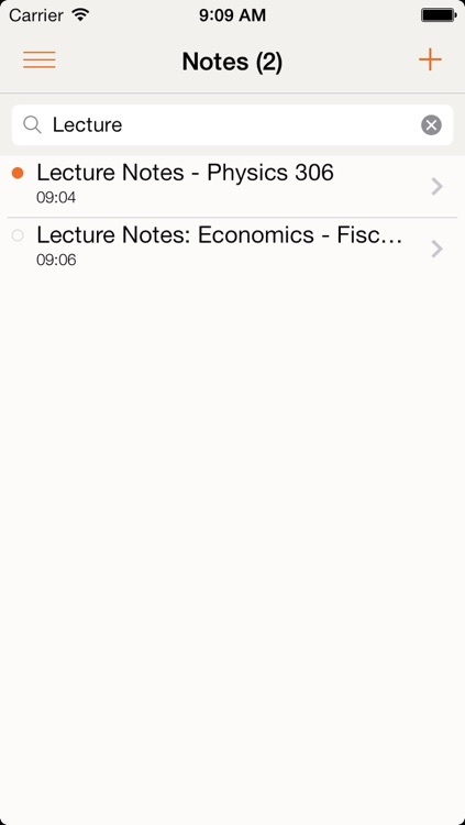 MiniNote - Note Taking Done Right screenshot-2
