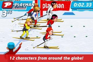Playman Winter Gamesのおすすめ画像3