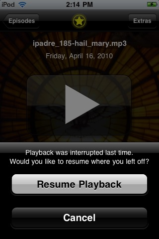 iPadre – All things Catholic and then some! screenshot-4