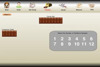 CandyFactory Educational Game screenshot two