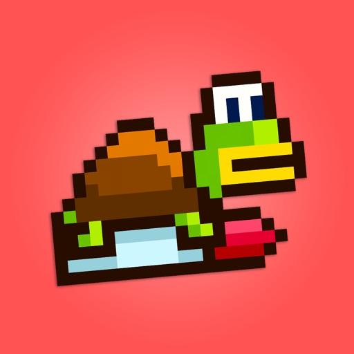 Rocket Turtle - Splash Flyer