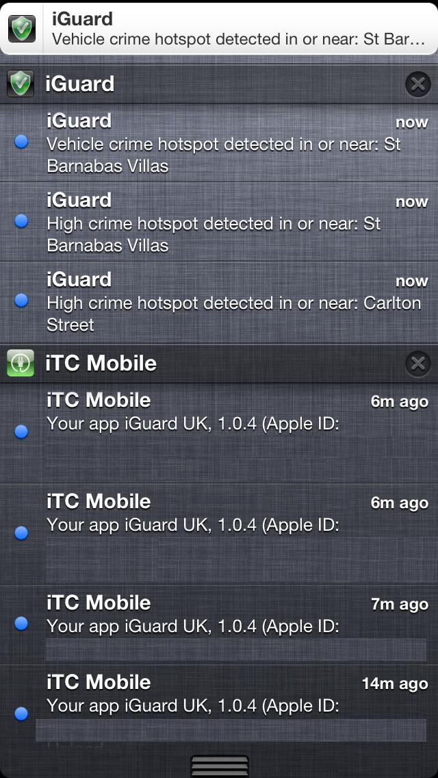 iGuard UK screenshot one