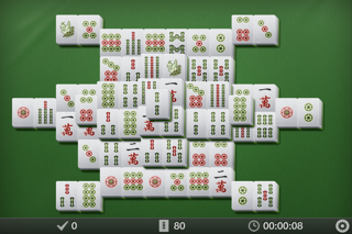 Shanghai Mahjong Lite screenshot one
