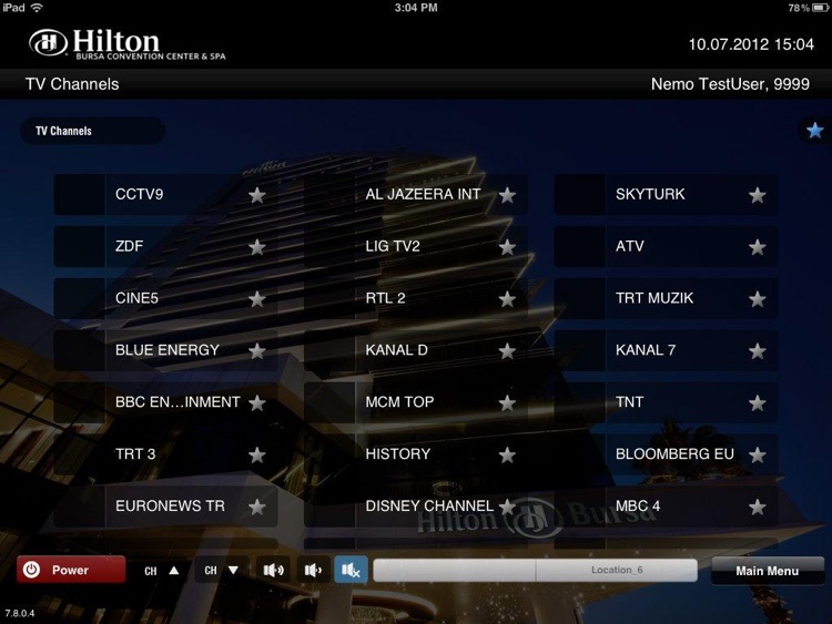 Hilton Bursa screenshot-3