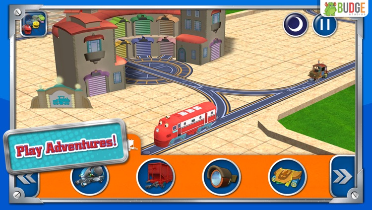 Chuggington Traintastic Adventures – A Train Set Game for Kids screenshot-1